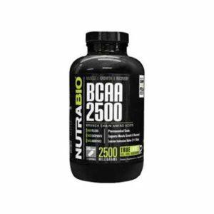 BCAA 1500 200 Vcaps