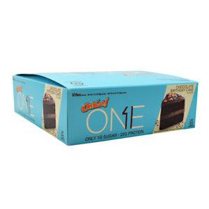 One Bar Case - Chocolate Birthday Cake