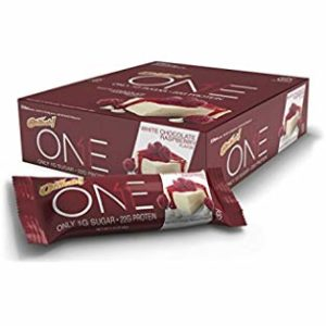 One Bar Case - White Chocolate Raspberry