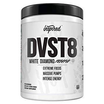 DVST8 WHITE DIAMOND