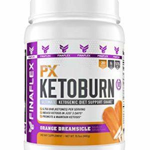 Px Ketoburn
