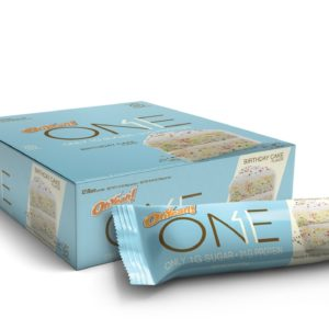 One Bar Case - Bday Cake Box