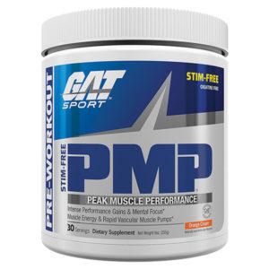 PMP Stim Free