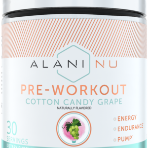 Alaninu Preworkout